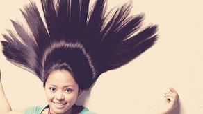 Oily Hair...I do care!