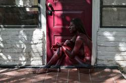 Bodypaintography: 'Front Door.'