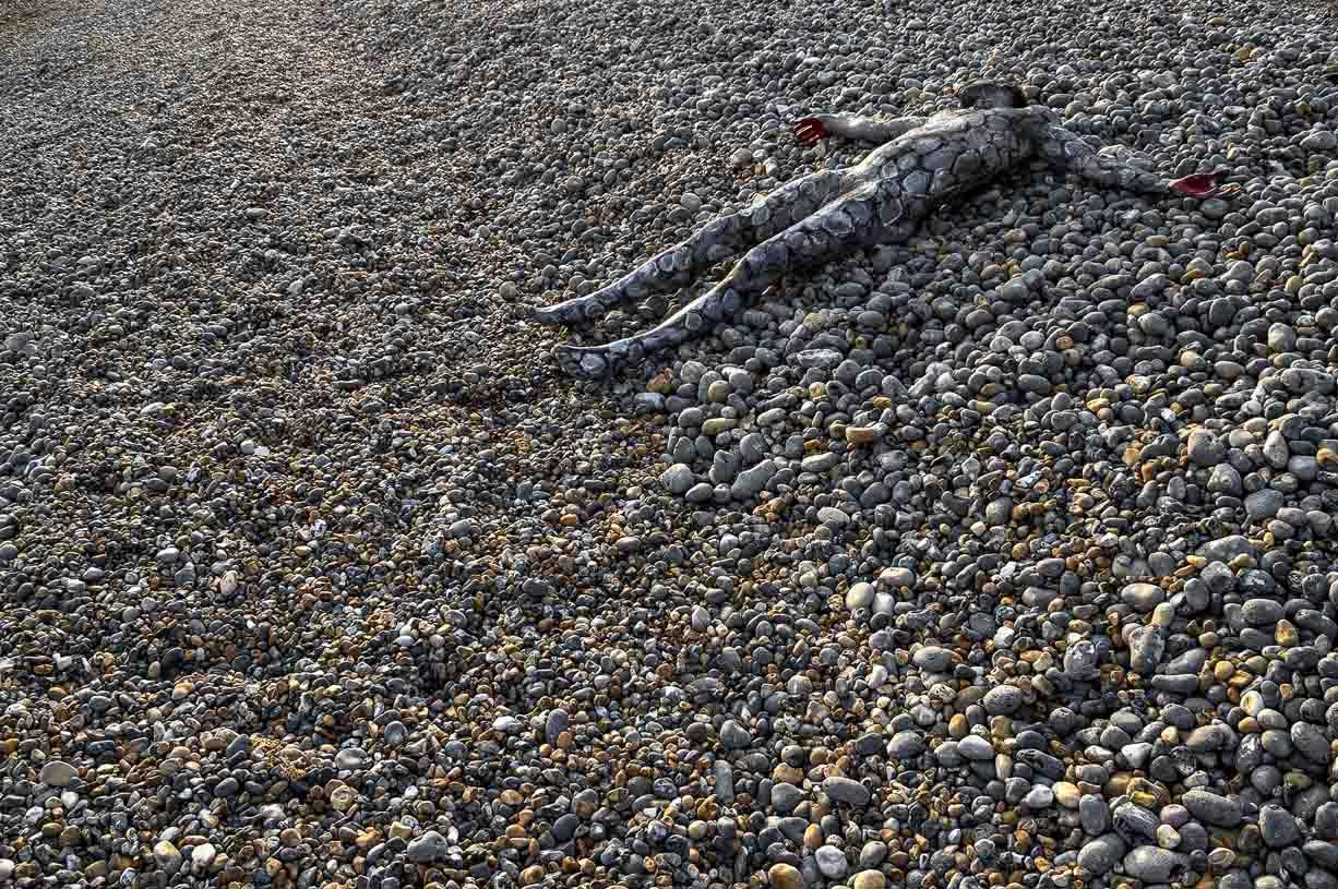 'Stony Beach'