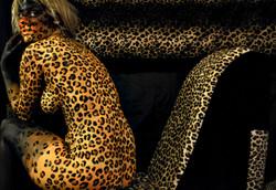 'Leopard Chair'