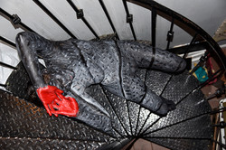 Bodypaintography: 'Steel Staircase'