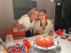 Bea Schmied & I (Cynthia Fleischmann)