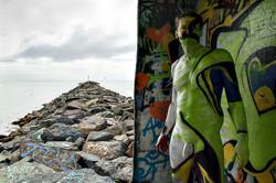 'Jetty Graffiti'