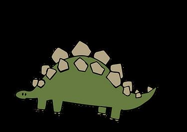Better than Bertha Stegosaurus