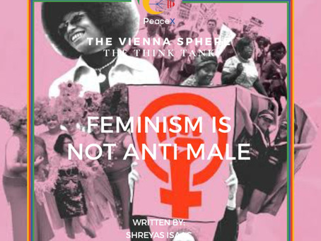 Feminism is Not Anti-Male