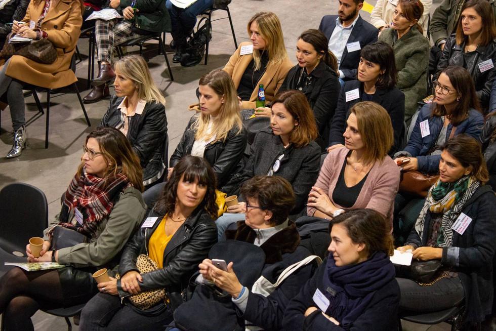 Afterwork DecoWorkers à ICI Marseille - l'UFDI représentée par ses membres en région et sa présidente