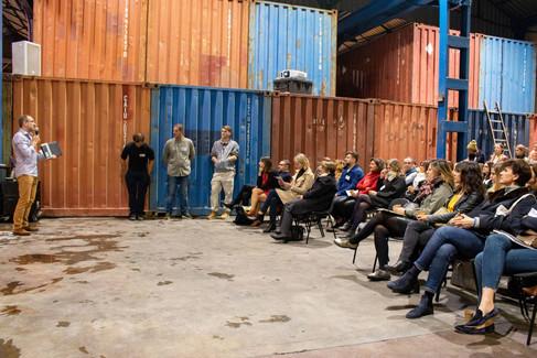 Afterwork DecoWorkers à ICI Marseille - Jean-Baptiste Vial présente DecoWorkers et ses news