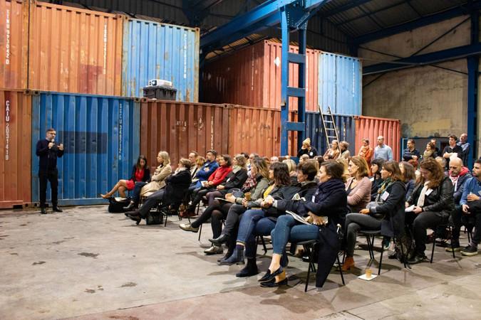 Afterwork DecoWorkers à ICI Marseille - Vincent Grégoire présente NellyRodi