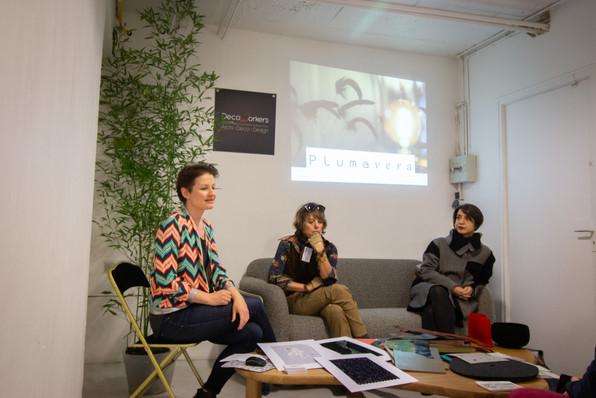 Matinée DecoWorkers aux RDVM organisé par Archistorm à l'espace Commines à Paris