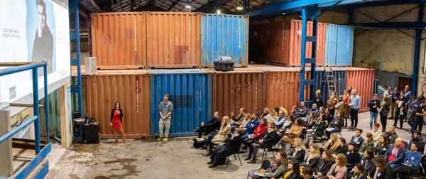 Afterwork DecoWorkers à ICI Marseille - présentation de Maison&Objet par Mina El Fazazi