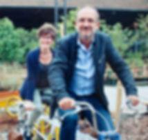 les associés DecoWorkers Coralie Vasseur et Jean-Baptiste Vial, son aussi les co-fondateurs de la start-up.