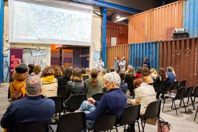 Afterwork DecoWorkers à ICI Marseille - présentation de Splandeed - Land of the space makers, par Coralie Vasseur