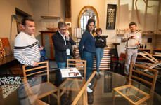 Afterwork DecoWorkers au 37 bis à Paris avec la visite des ateliers d'art et d'artisanat.