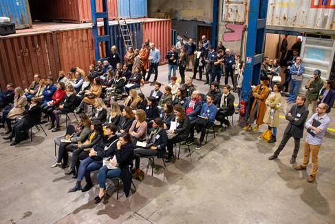 Afterwork DecoWorkers à ICI Marseille - cent professionnels archi deco design se sont rencontrés