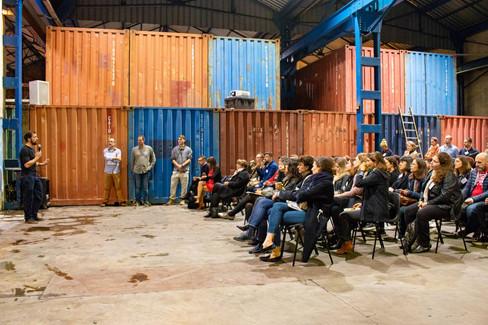 Afterwork DecoWorkers à ICI Marseille - Présentation des lieux