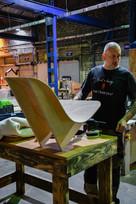 Afterwork DecoWorkers à ICI Marseille - création de mobilier en bois