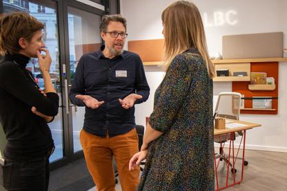 Afterwork DecoWorkers spécial Workspace chez LBC Le Bureau Contemporain Paris - networking entre pros