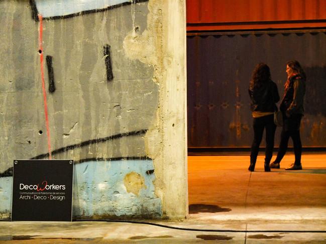 Afterwork DecoWorkers à ICI Marseille - lieu de rencontres et de création