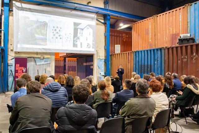 Afterwork DecoWorkers à ICI Marseille - Vincent Grégoire présente Virtuous aux professionnels de la communauté archi deco design
