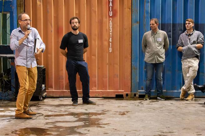 Afterwork DecoWorkers à ICI Marseille - Jean-Baptiste Vial passionné