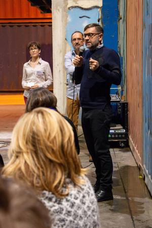 Afterwork DecoWorkers à ICI Marseille - Vincent Grégoire, Jean-Baptiste Vial et Coralie Vasseur
