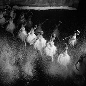 Weehawken Dance's Nutcracker Snow Scene