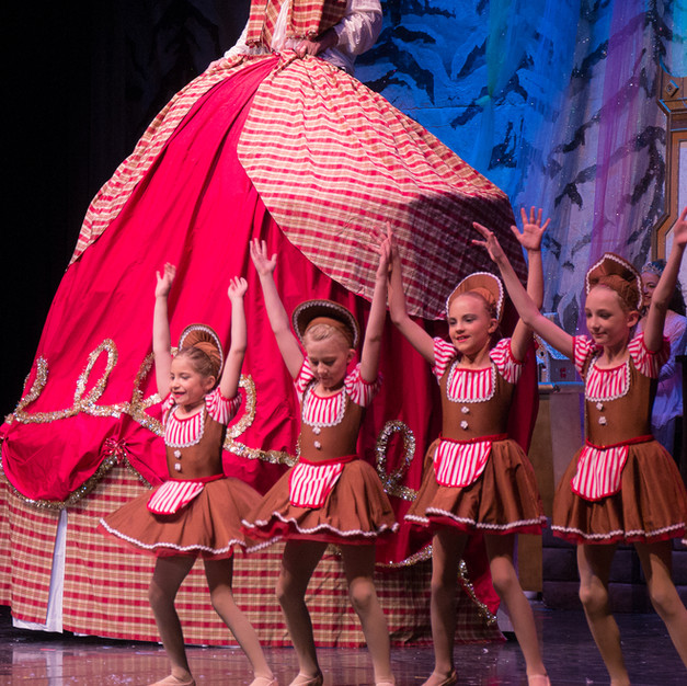 "Weehawken Dance's ""Madame Bon Bon"" from The Nutcracker"