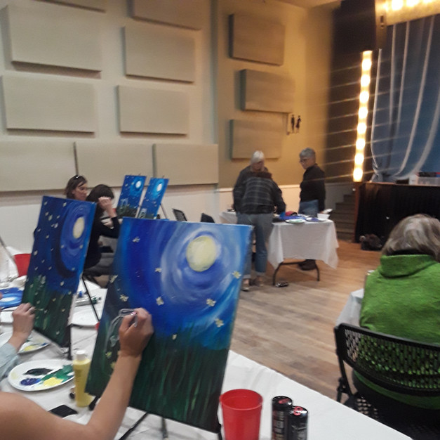 Weehawken Creative Arts - Adults Arts Classes