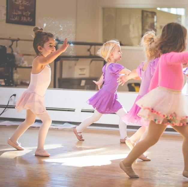 Weehawken Dance Pre Ballet Class