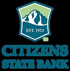 Citizen's State Bank Logo