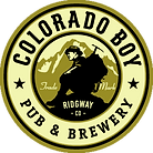 Colorado Boy Ridgway Logo