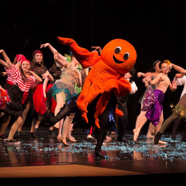 """Weehawken Dance's """"Peter Pan"""""""