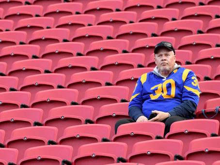 Como acompanhar o jogo poderá ser diferente quando a NFL voltar?