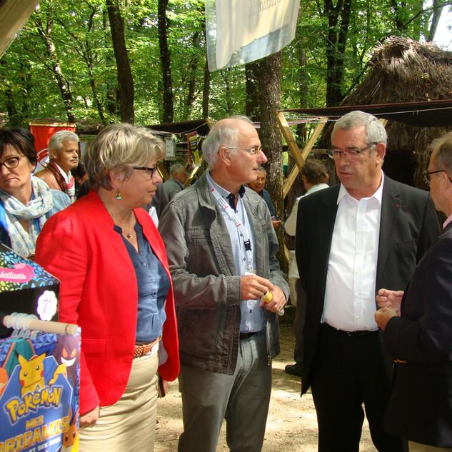 Monsieur Yves AUVINET - Président du Conseil Départemental de la Vendée