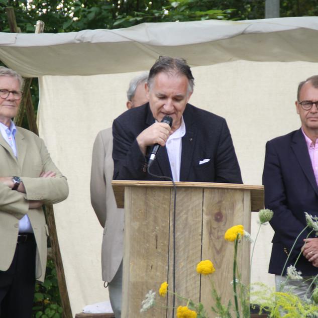 Monsieur Zénon KOWAL - Conseiller à la Délégation et à l'Ambassade de Belgique à Paris