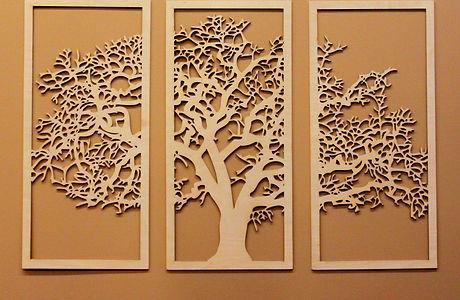Лазерная резка по дереву в Кольчугино и Павловском пос, изготовить макет из дерева в Кольчугино