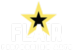 Flair Performing Arts Logo (Stu Special)