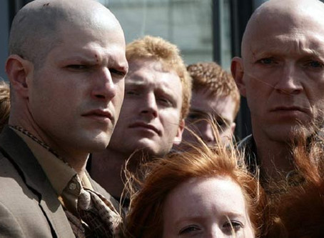 Notre Jour Viendra (Our Day Will Come), a controversial ginger-themed movie from Romain Gavras