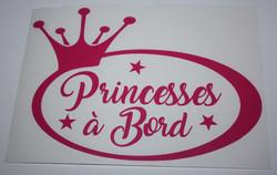 Princesses à Bord