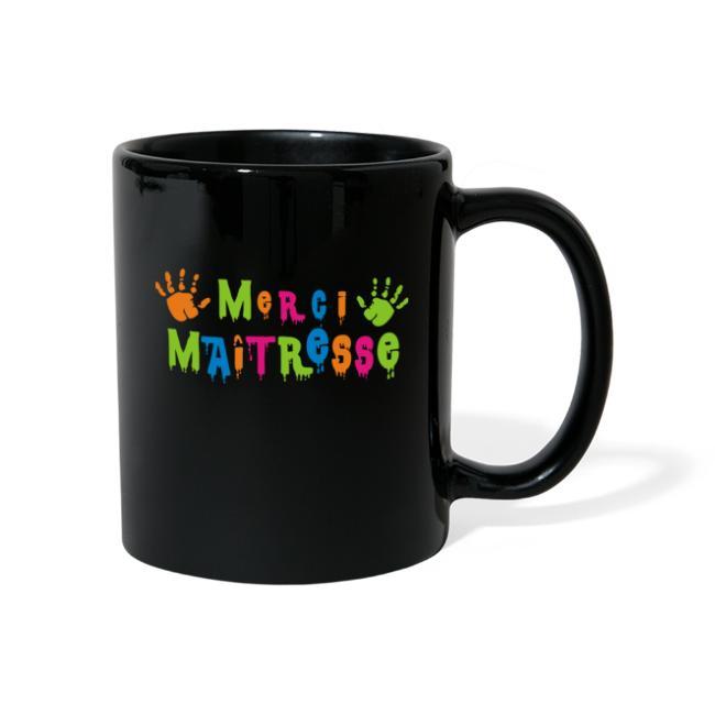 Merci Maîtresse (mug)