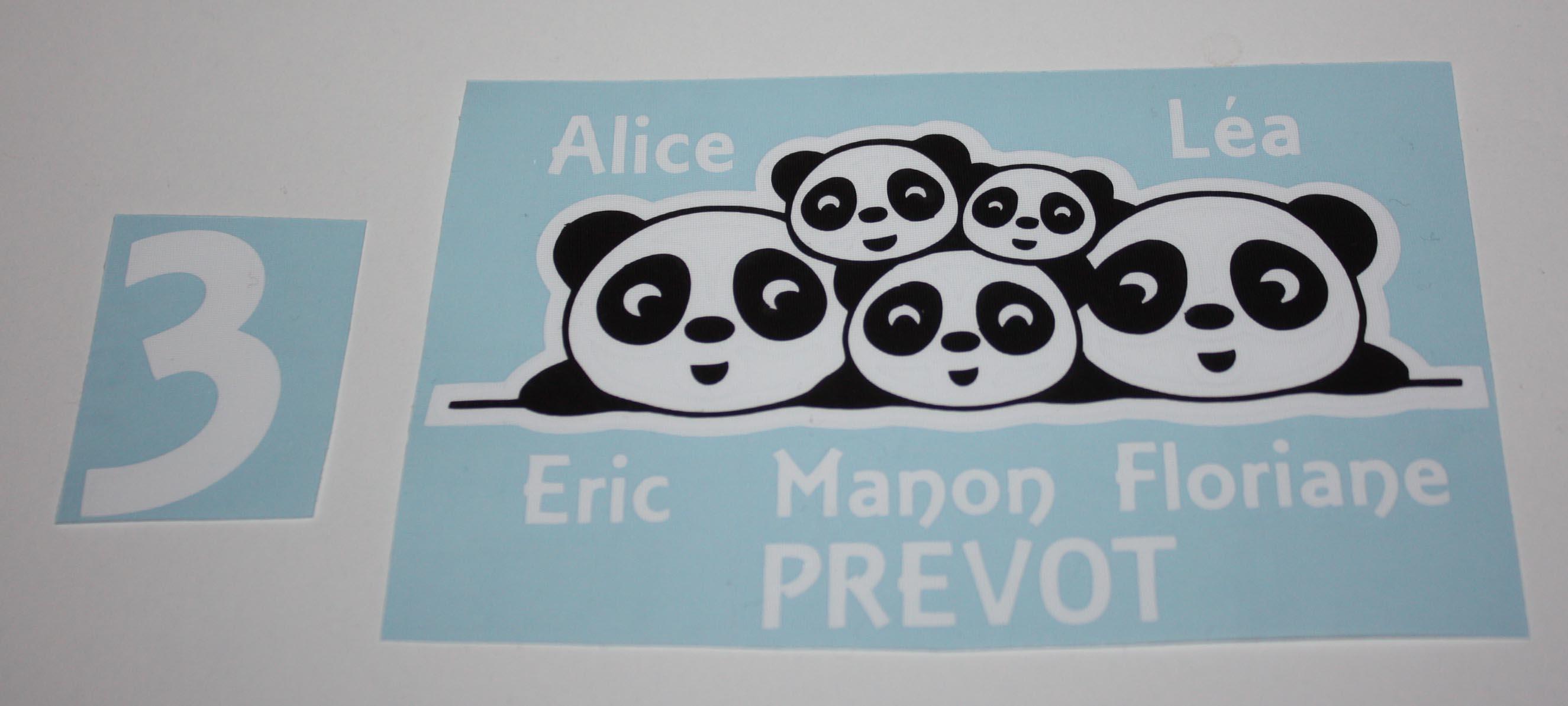 Bal Famille Pandas