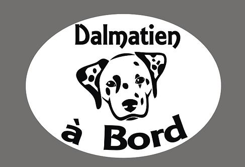 Dalmatien à Bord - Personnalisation possible