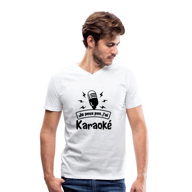 Je peux pas j'ai Karaoké