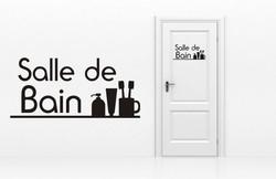 Salle de Bain - Toilettes