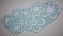 Planches Fleurs