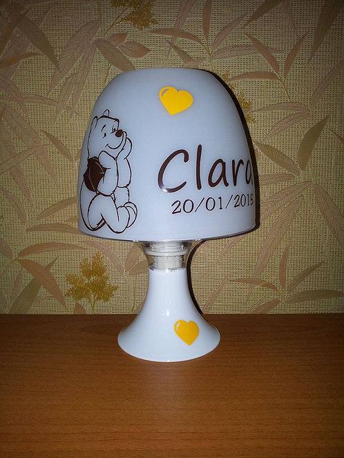 Lampe Personnalisée - Thème Winnie