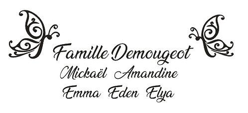 Commande Amandine