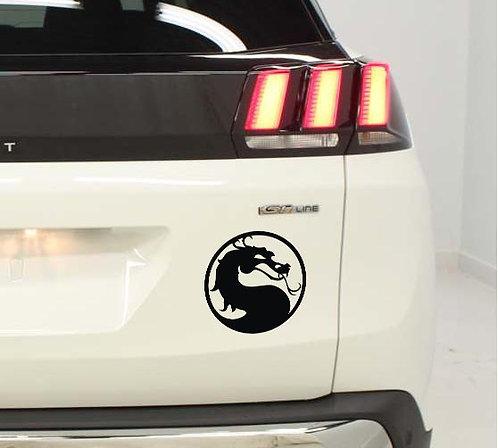 1 Sticker Dragon