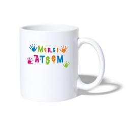 Merci atsem (mug)