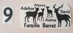 Bal Famille Cerf